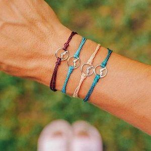 5/$12💞 4pc Mountain Rope Bracelet Set